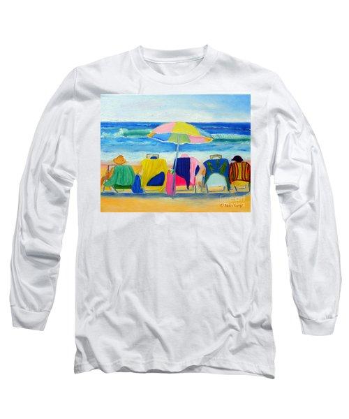 Book Club Long Sleeve T-Shirt