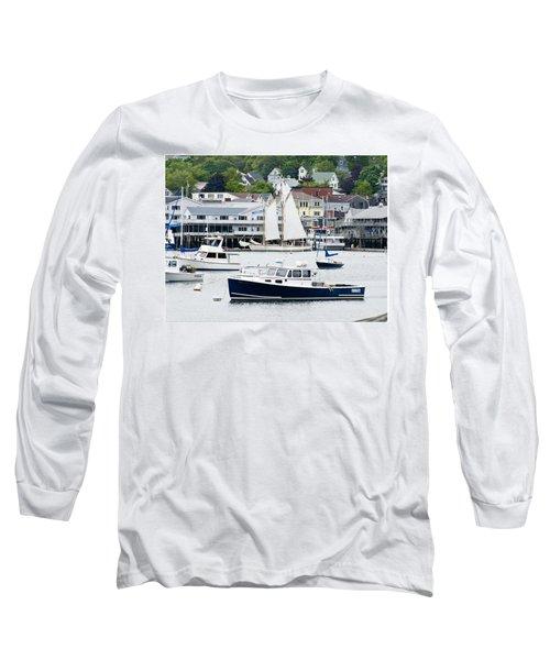Boothbay Harbor Long Sleeve T-Shirt