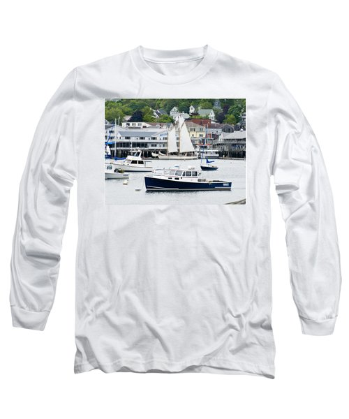 Boothbay Harbor Long Sleeve T-Shirt