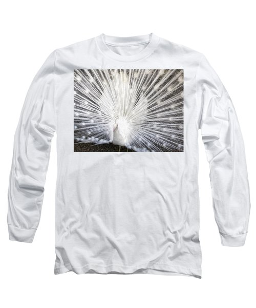 Long Sleeve T-Shirt featuring the photograph Booya by Tammy Espino