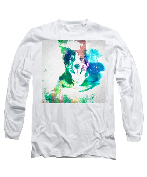 Border Collie - Wc Long Sleeve T-Shirt