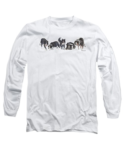 Border Patrol Long Sleeve T-Shirt