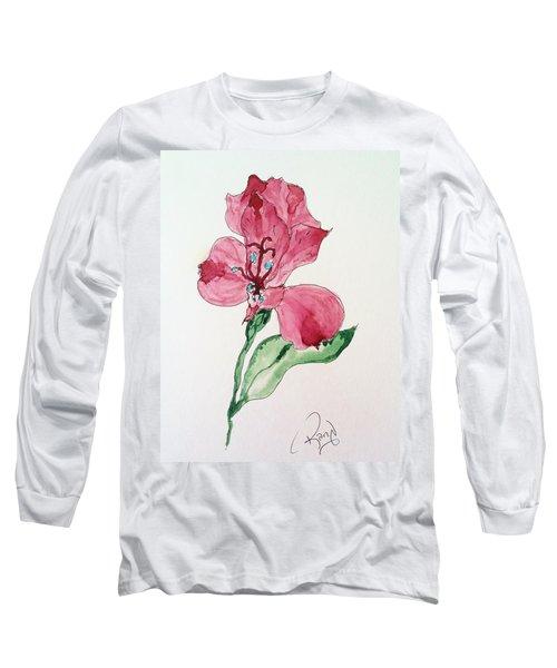 Botanical Work Long Sleeve T-Shirt