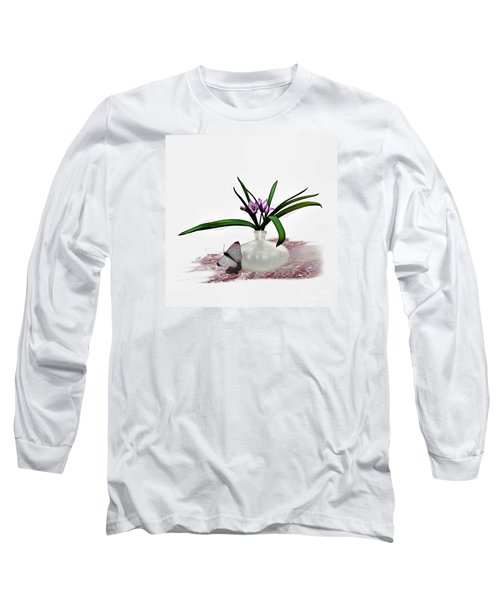 Bouque Of Flowers Long Sleeve T-Shirt