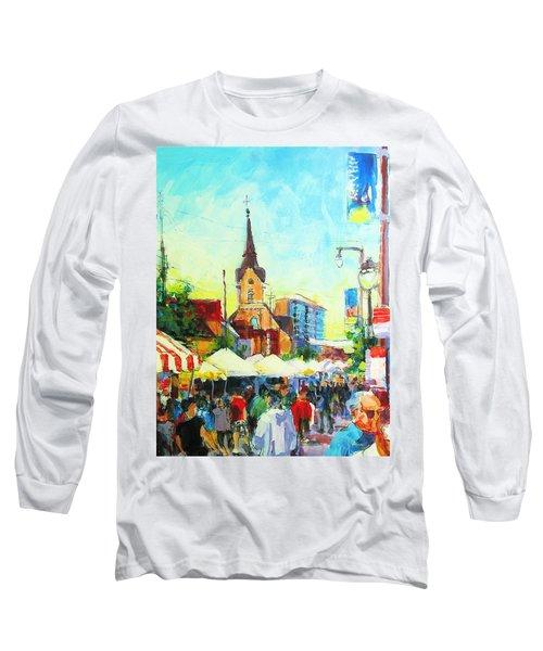 Brady Street Long Sleeve T-Shirt