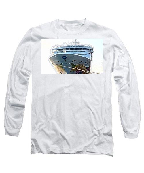 Breakaway Norwegian Long Sleeve T-Shirt