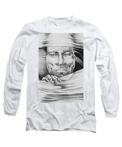 Breaking Out Long Sleeve T-Shirt by Yvonne Wright