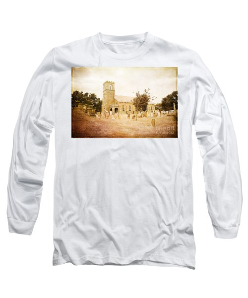 Brick Church In Montgomery Long Sleeve T-Shirt