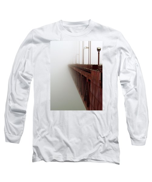 Bridge To Obscurity Long Sleeve T-Shirt by Bill Gallagher
