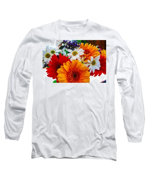Long Sleeve T-Shirt featuring the photograph Bright by Angela J Wright