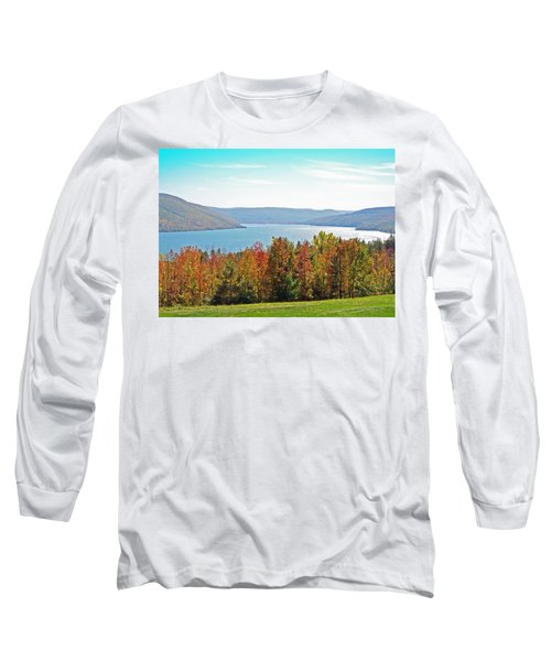 Bristol Harbour View Long Sleeve T-Shirt