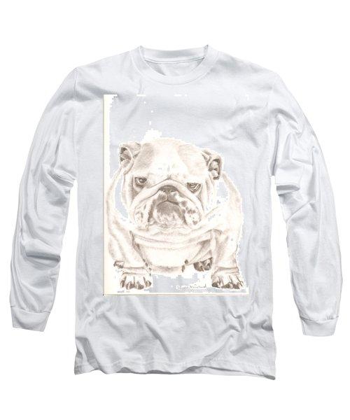 British Bulldog Winnie Long Sleeve T-Shirt