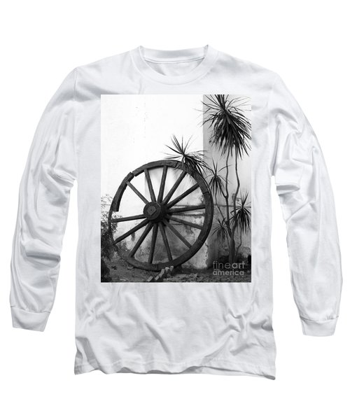 Broken Wheel Long Sleeve T-Shirt