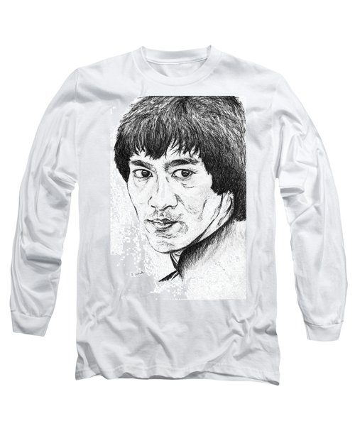 Bruce Lee Long Sleeve T-Shirt