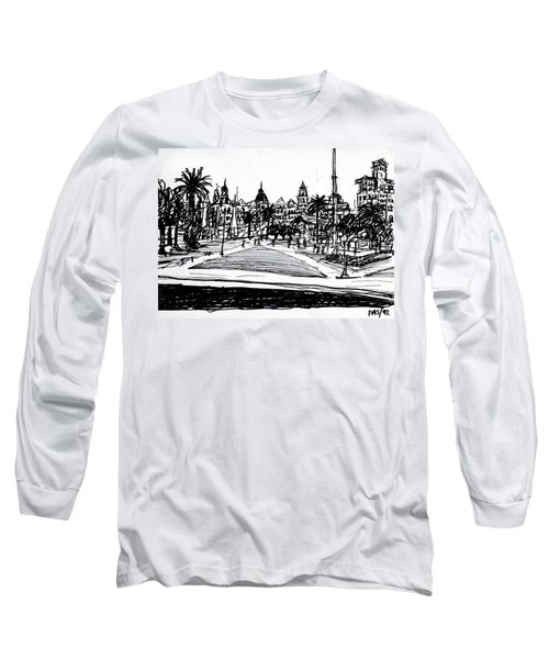 Buenos Aires Argentina  Long Sleeve T-Shirt