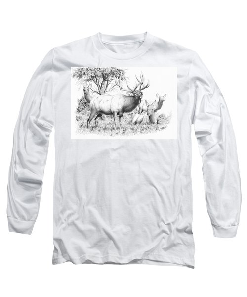 Bull And Harem Long Sleeve T-Shirt