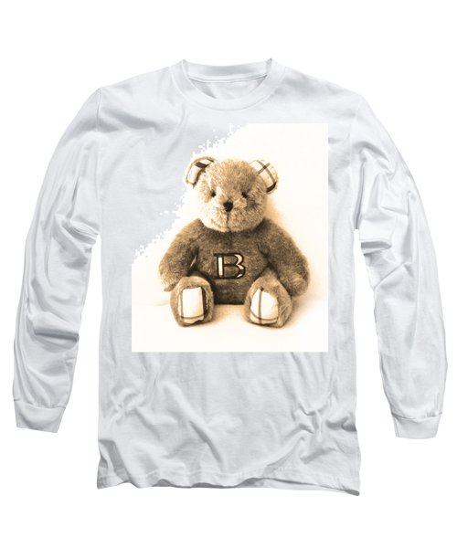 Burberry Bear Long Sleeve T-Shirt
