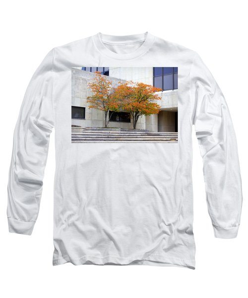 Burst Of Color Long Sleeve T-Shirt