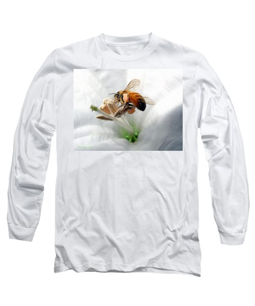 Busy Long Sleeve T-Shirt