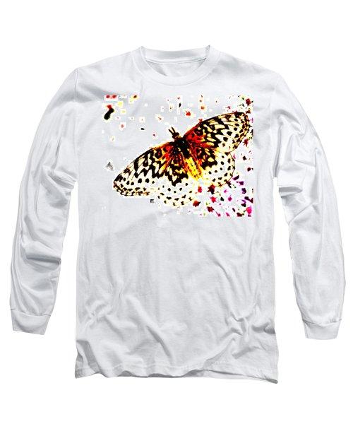 Butterfly 4 Long Sleeve T-Shirt