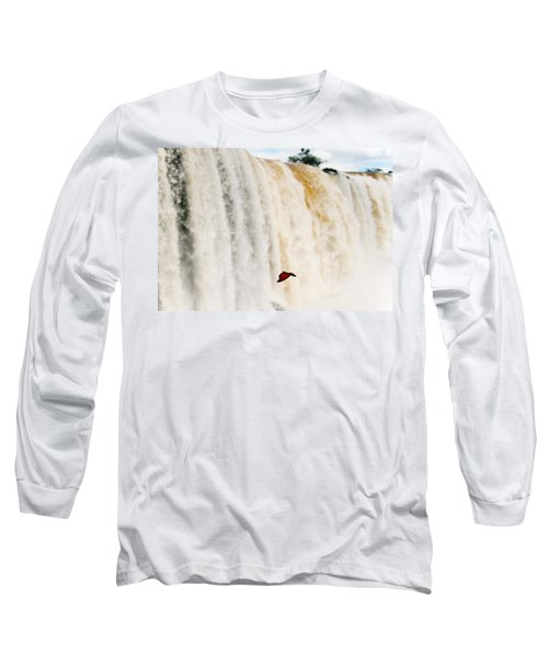 Long Sleeve T-Shirt featuring the photograph Butterfly by Silvia Bruno