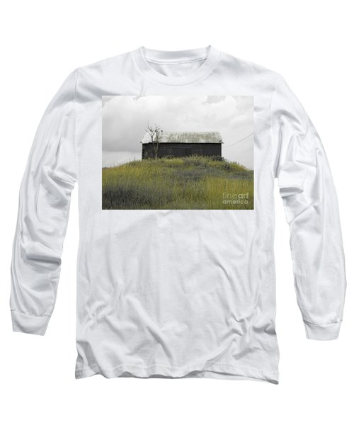 Buzzards Long Sleeve T-Shirt by Michael Krek