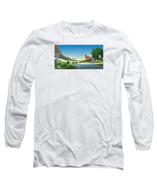 Bypassed Long Sleeve T-Shirt