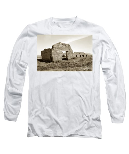 Soledad  California Mission  Monterey Co. Circa 1900 Long Sleeve T-Shirt
