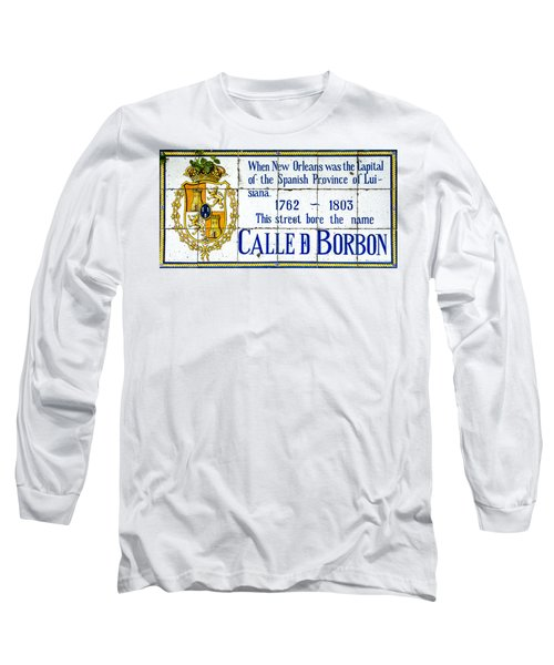Calle D Borbon Long Sleeve T-Shirt