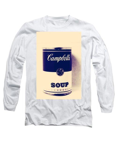 Campbells Soup Long Sleeve T-Shirt
