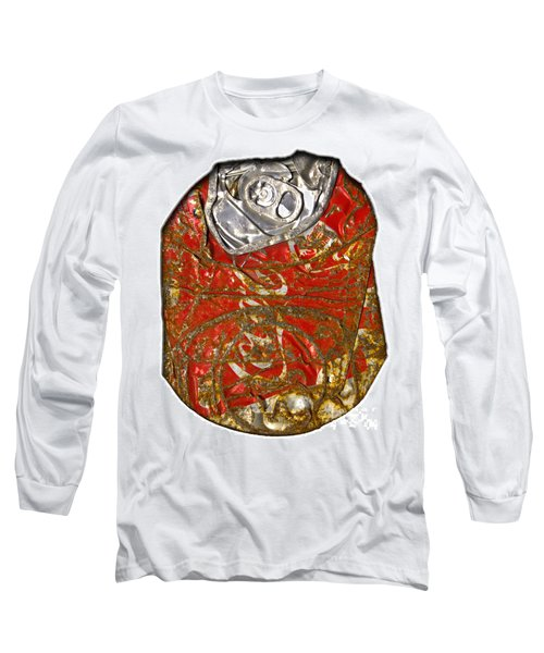 Long Sleeve T-Shirt featuring the photograph Can Not Anymore-front by Luc Van de Steeg