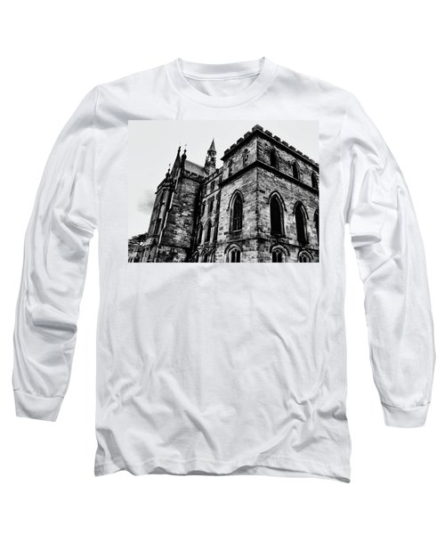 Long Sleeve T-Shirt featuring the photograph Can You Hear Me by Doc Braham