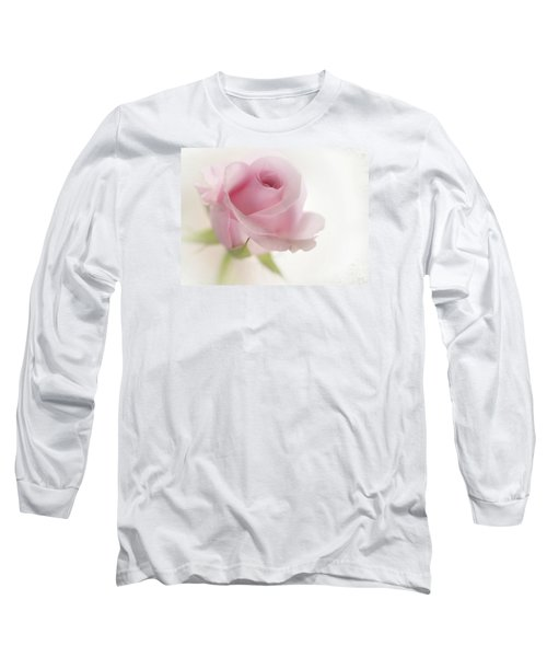 Candy Floss Long Sleeve T-Shirt by Morag Bates