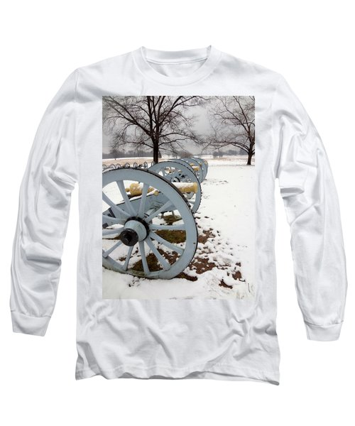 Cannon's In The Snow Long Sleeve T-Shirt