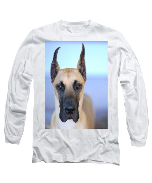 Long Sleeve T-Shirt featuring the photograph Cappy by Lisa Phillips