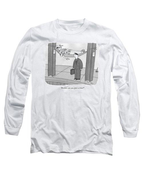 Caption Contest 210 - Winner Long Sleeve T-Shirt