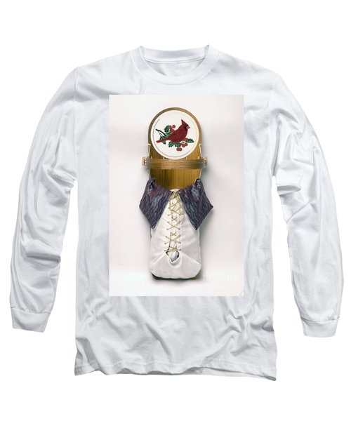 Cardinal Cradleboard Long Sleeve T-Shirt