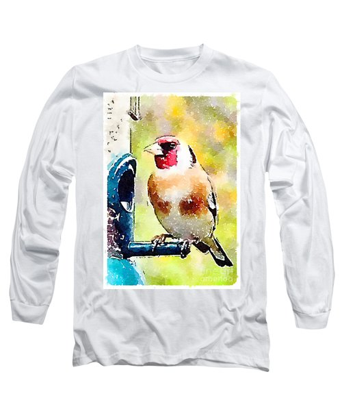 Carduelis Carduelis 'waterfinch' Long Sleeve T-Shirt