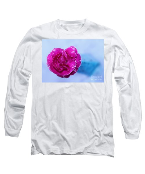 Carnation Of Love Long Sleeve T-Shirt