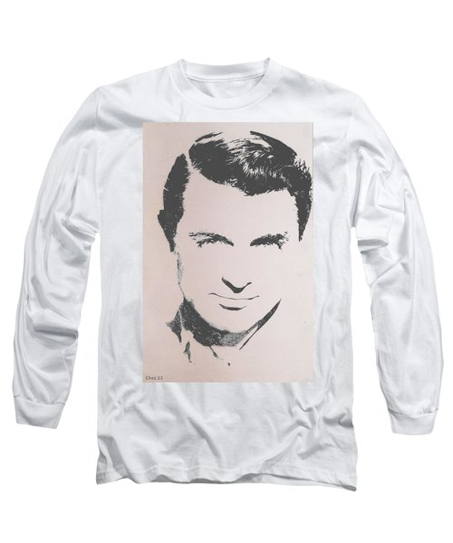 Cary Grant Long Sleeve T-Shirt