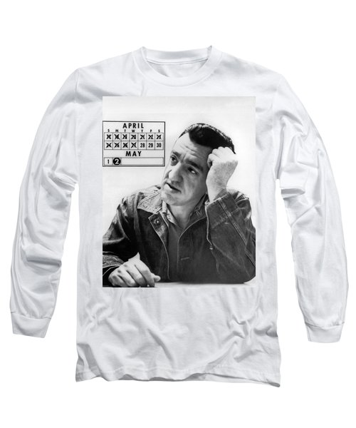 Caryl Chessman Long Sleeve T-Shirt by Underwood Archives
