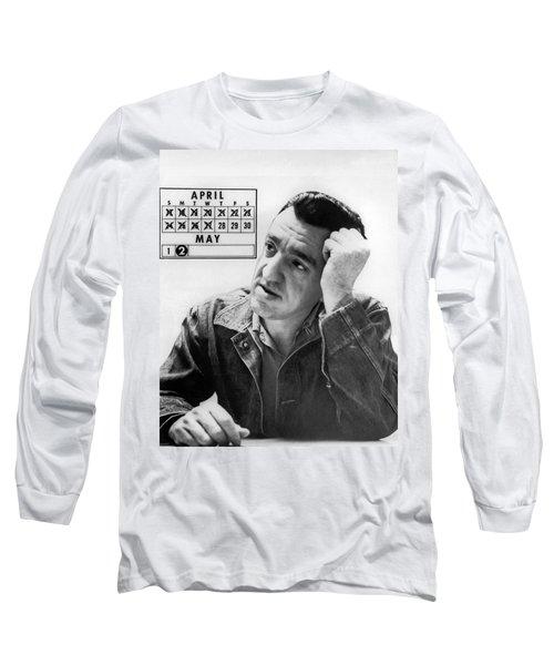 Caryl Chessman Long Sleeve T-Shirt