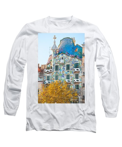 Casa Batllo - Barcelona Long Sleeve T-Shirt