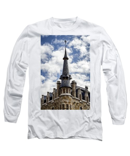 Casa Botines Long Sleeve T-Shirt