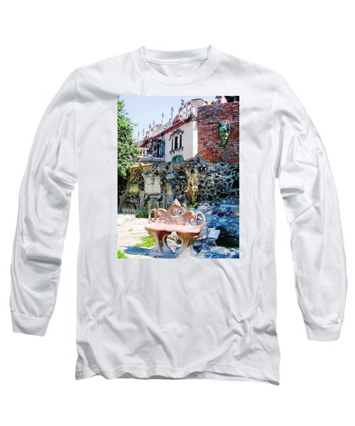 Casa Golovan Long Sleeve T-Shirt by Oleg Zavarzin