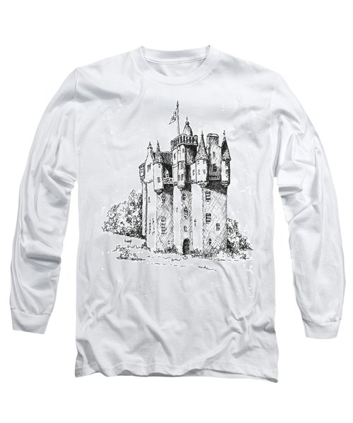 Castle Long Sleeve T-Shirt