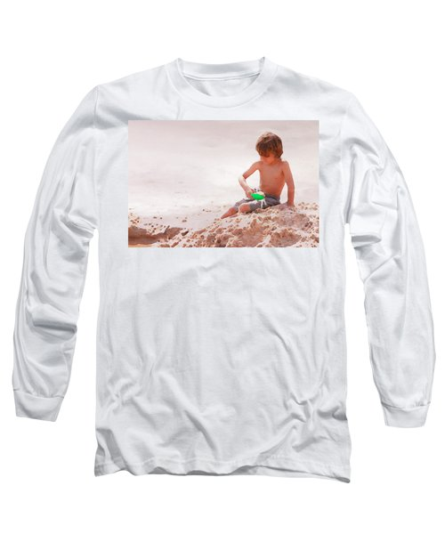 Castlemaker Long Sleeve T-Shirt