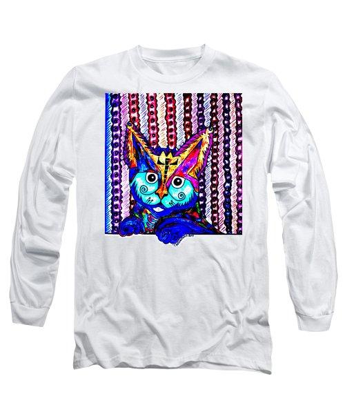 Cat 1 Long Sleeve T-Shirt