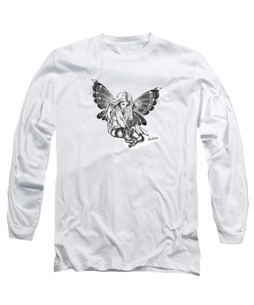 Cat Fairy  Long Sleeve T-Shirt