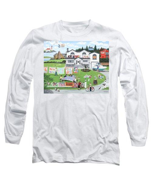 Cat Lovers Society  Long Sleeve T-Shirt